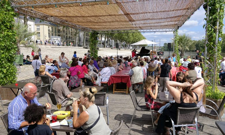 """Orléans se prépare à un """"bel été"""" ! Voici le programme des activités. 1"""