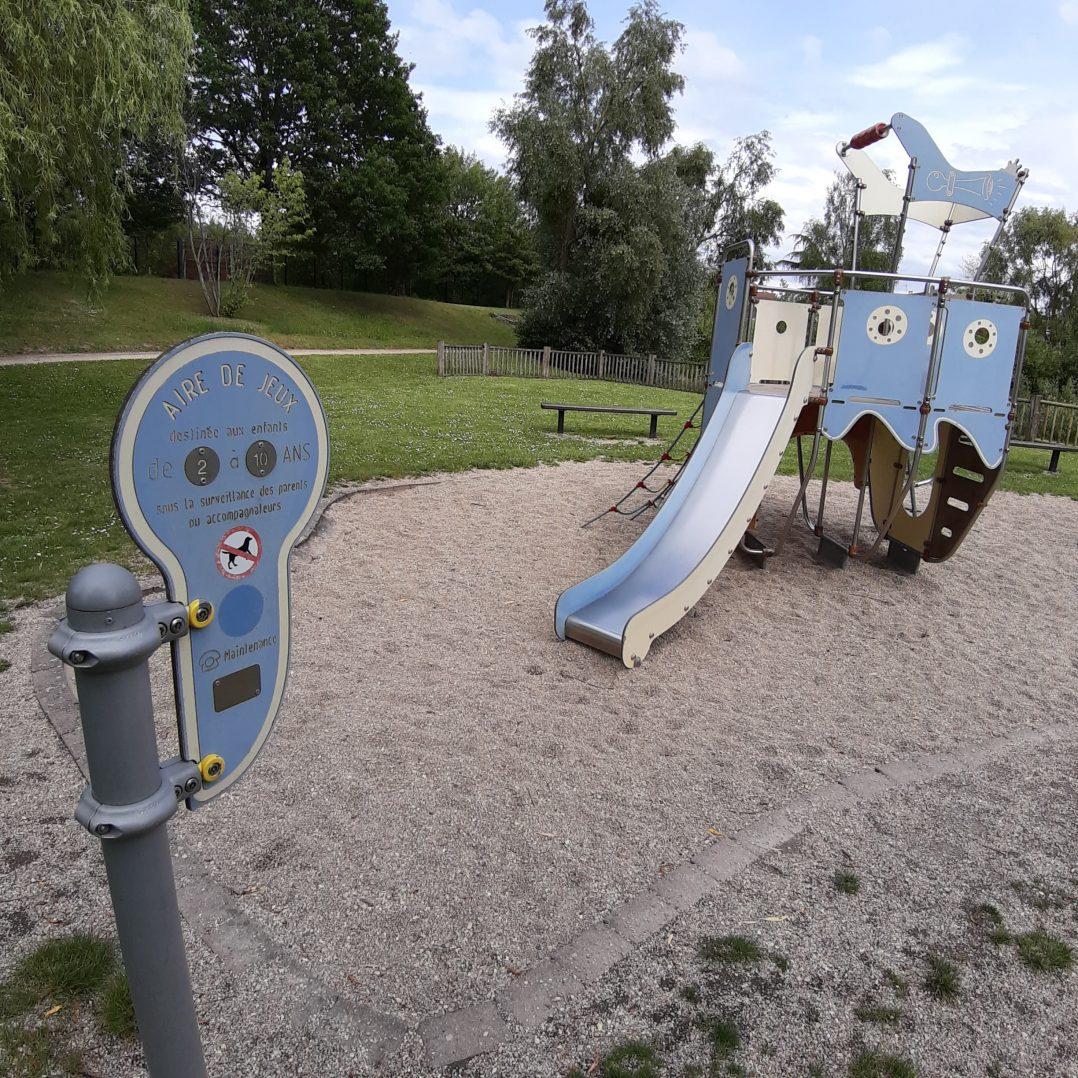 Carte: où trouver les meilleures aires de jeux pour enfants à Orléans ? 28