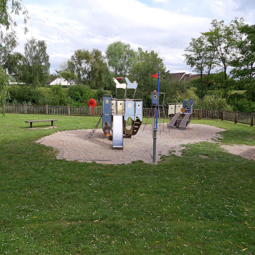 Carte: où trouver les meilleures aires de jeux pour enfants à Orléans ? 31
