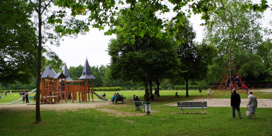 Carte: où trouver les meilleures aires de jeux pour enfants à Orléans ? 24