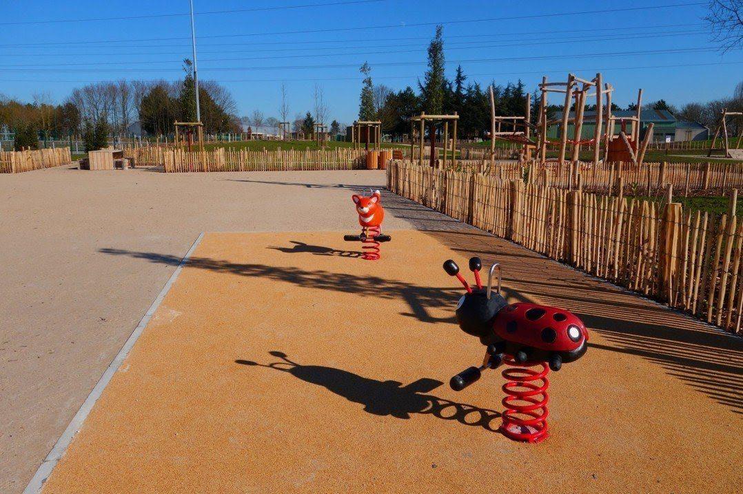 Carte: où trouver les meilleures aires de jeux pour enfants à Orléans ? 2