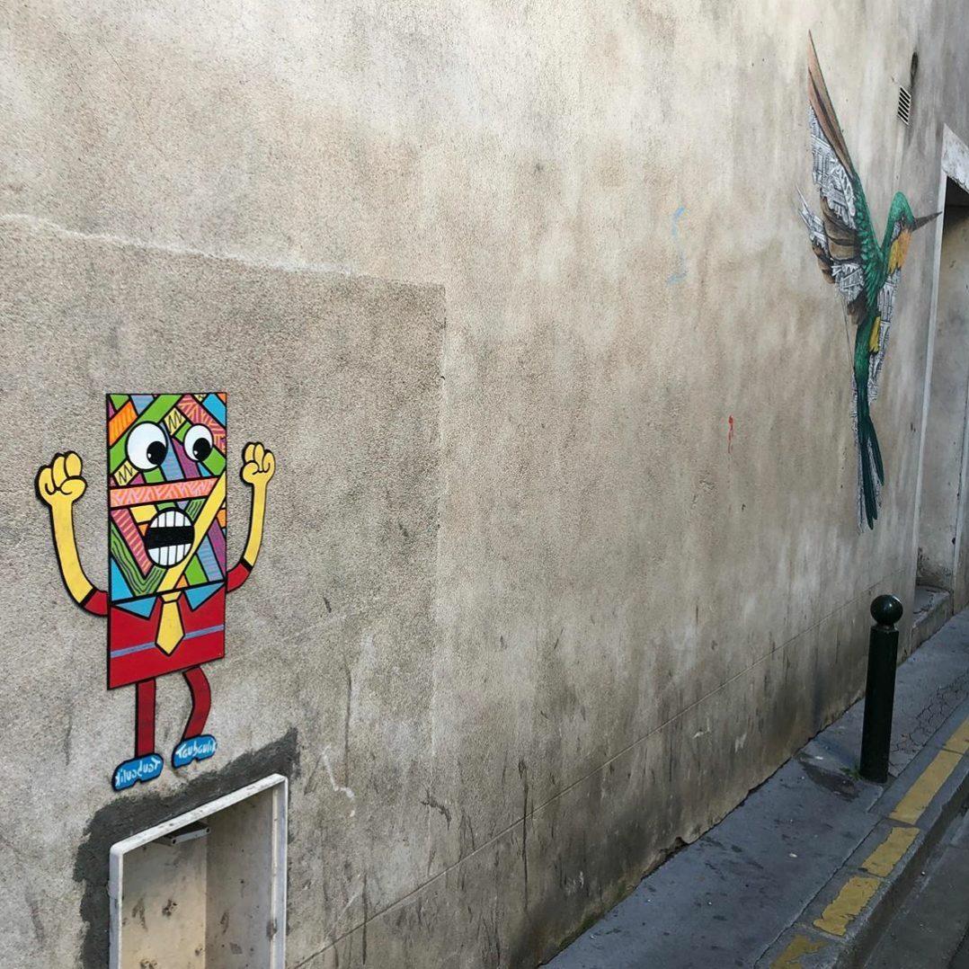 Touboulik, un nouveau personnage dans les rues de la ville ! 5
