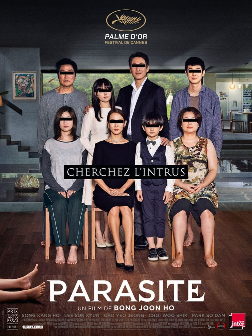 """""""Parasite"""", Palme d'Or du festival de Cannes 4"""