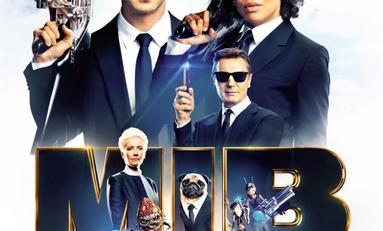 """Men In Black : International"", un 4ème volet pas si mal ! 1"
