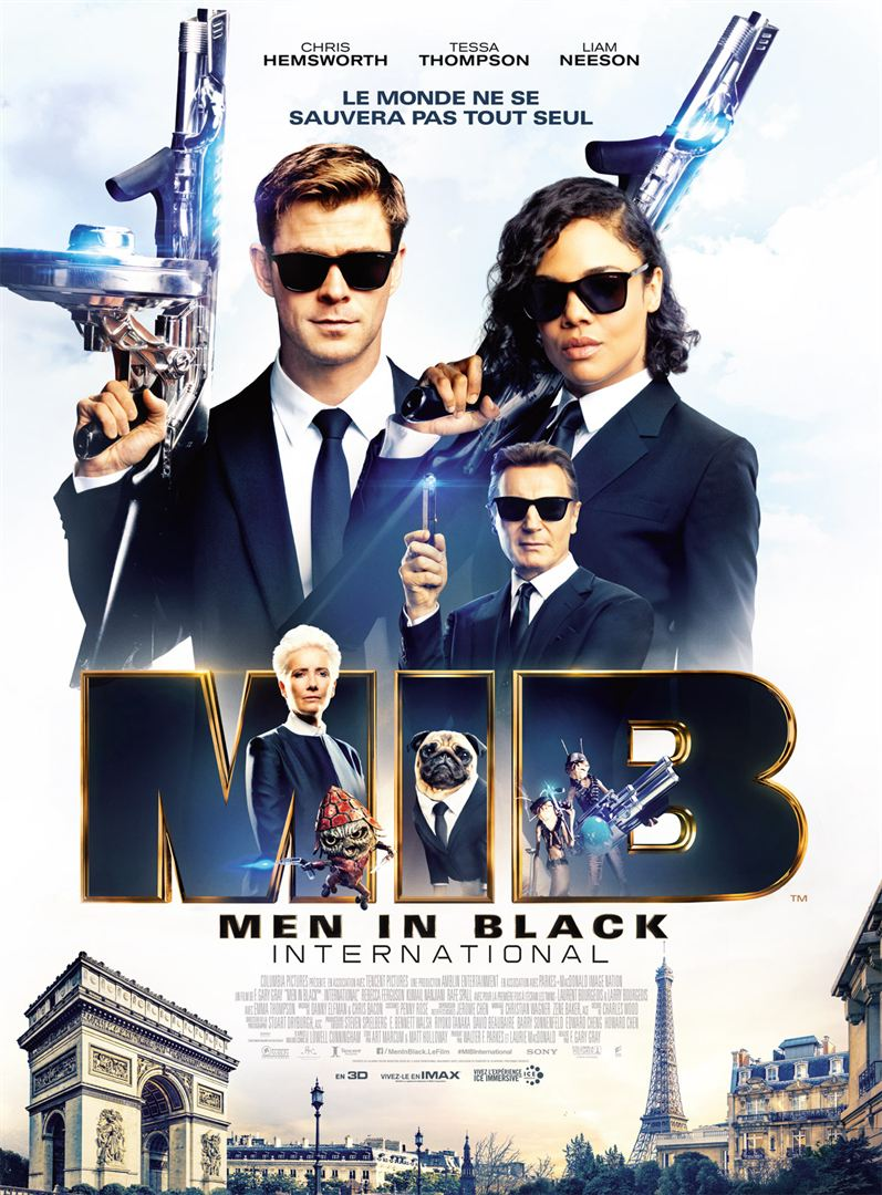 """Men In Black : International"", un 4ème volet pas si mal ! 9"