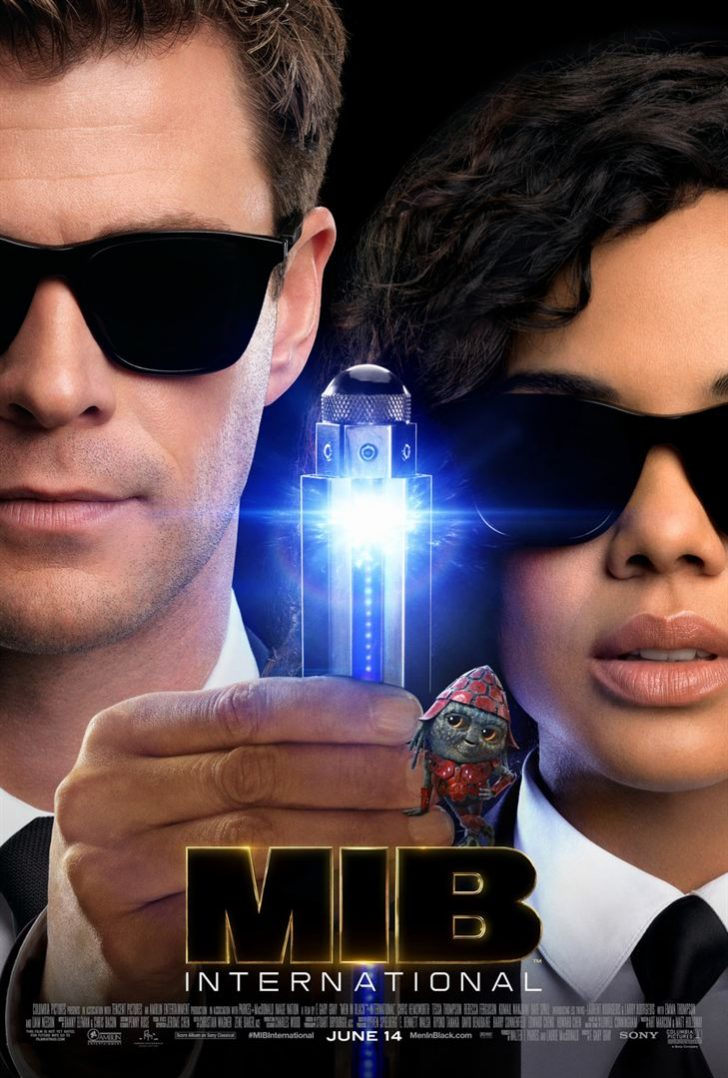 """Men In Black : International"", un 4ème volet pas si mal ! 12"