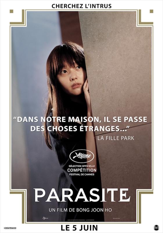 """""""Parasite"""", Palme d'Or du festival de Cannes 5"""