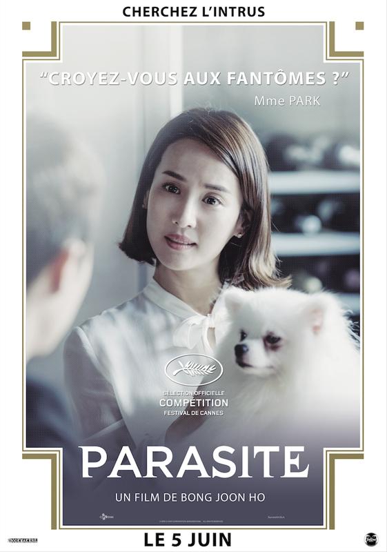 """""""Parasite"""", Palme d'Or du festival de Cannes 6"""