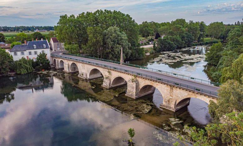 Le pont Saint-Nicolas 1