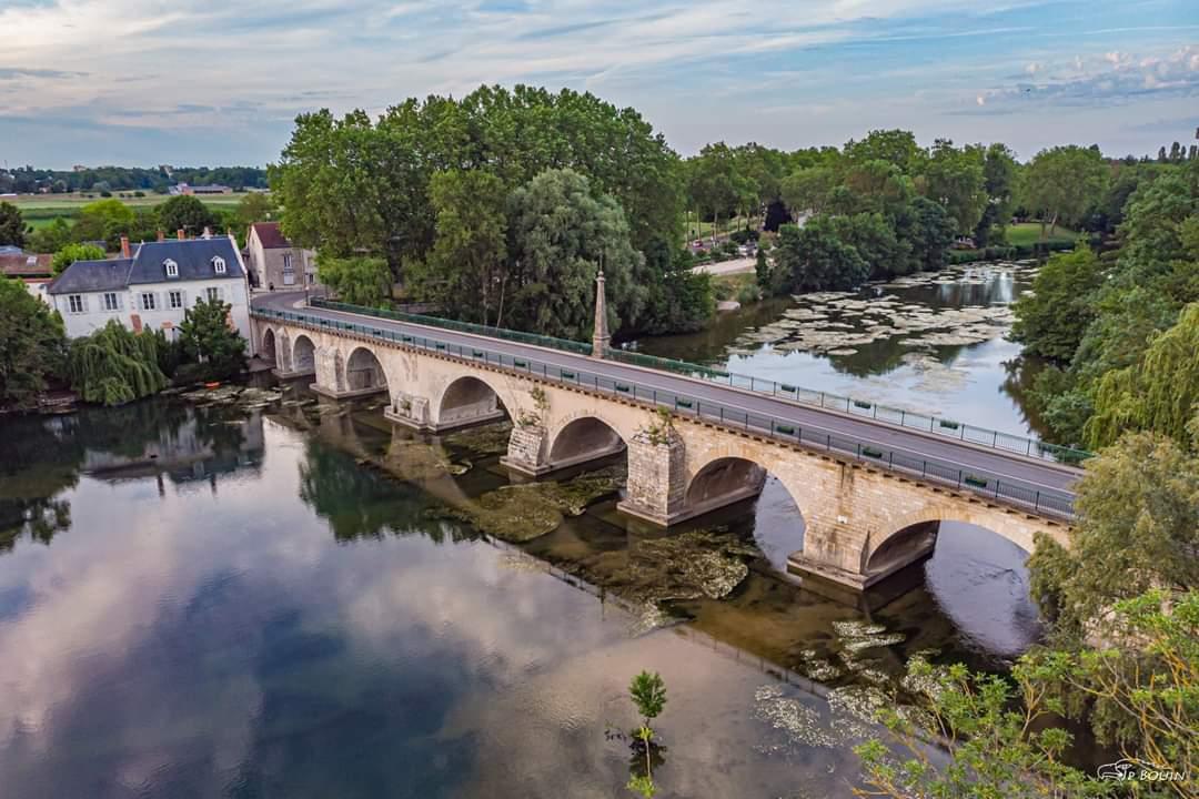 Le pont Saint-Nicolas 2