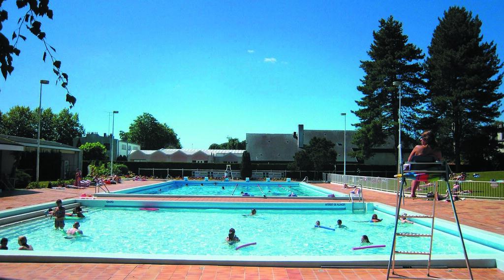 Ouverture de la piscine du Poutyl 5