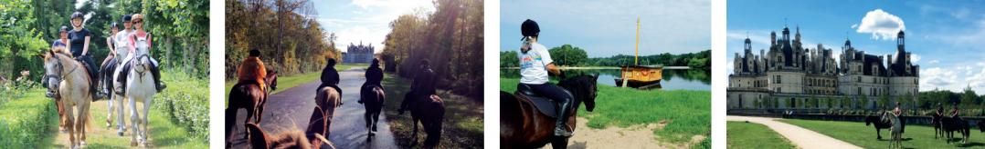500 cavaliers pour fêter les 500 ans de Chambord ! 2
