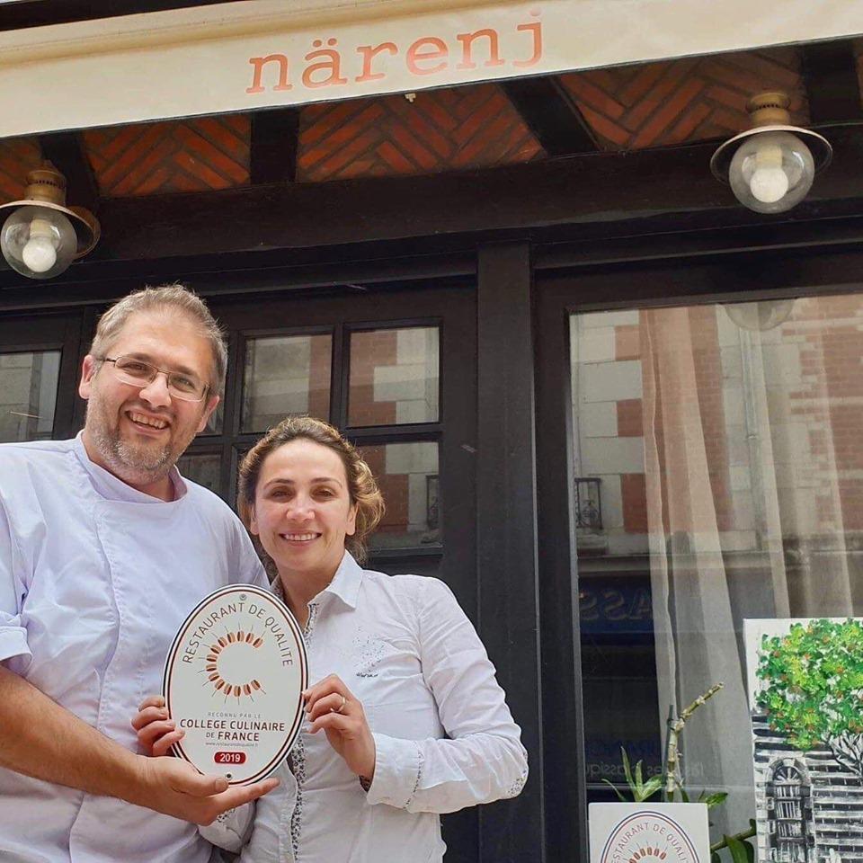 La cuisine syrienne du Närenj récompensée ! 15
