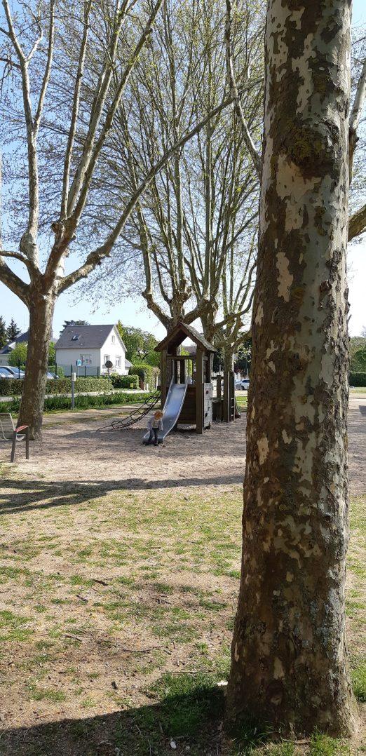 Carte: où trouver les meilleures aires de jeux pour enfants à Orléans ? 58