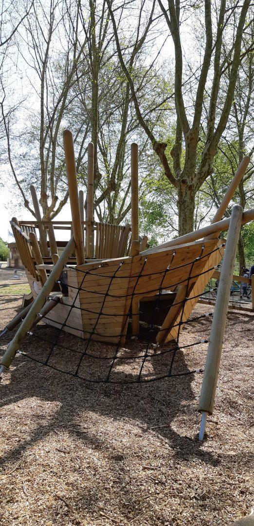 Carte: où trouver les meilleures aires de jeux pour enfants à Orléans ? 57