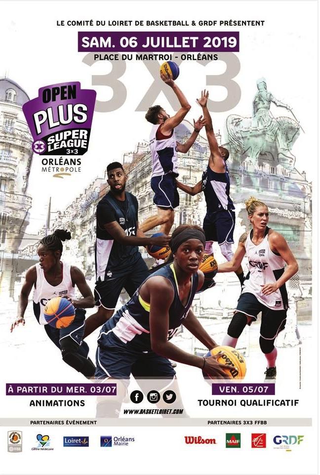 Du basket, Place du Martroi ! 4
