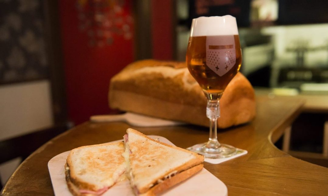 Le Croque Bedaine, un bar à bières et croques arrive sur Orléans ! 28