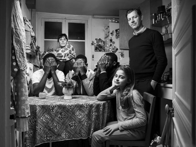 La photographie humaniste de Géraldine Aresteanu 9