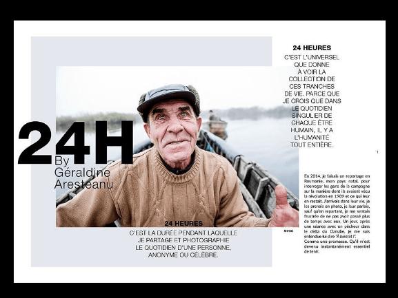 La photographie humaniste de Géraldine Aresteanu 55