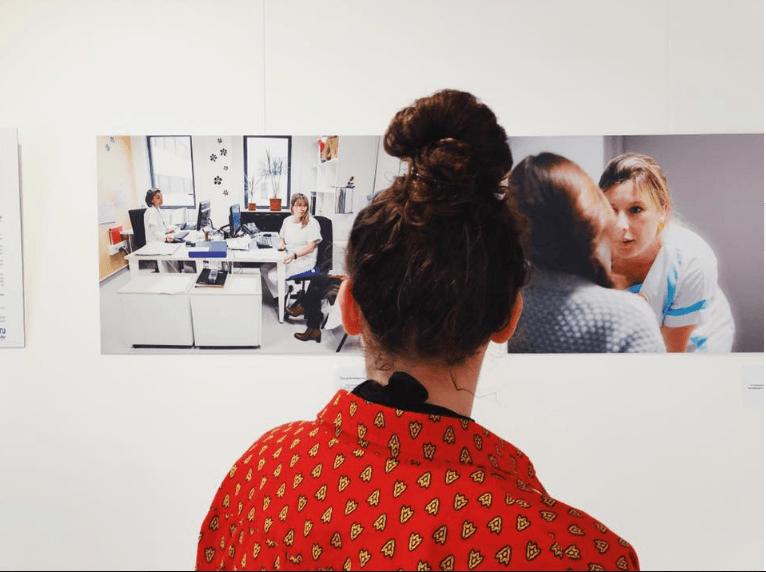 La photographie humaniste de Géraldine Aresteanu 58