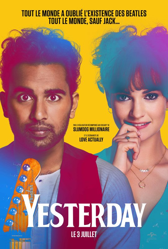 """Yesterday"", le feel good movie de cet été ! 4"