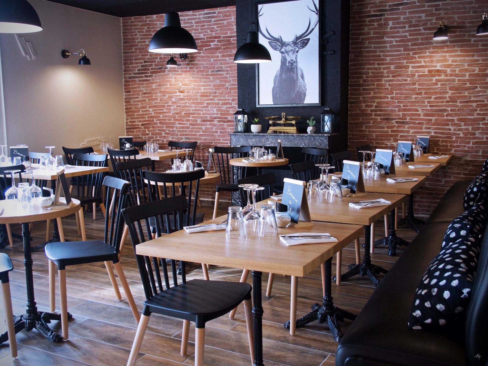 Le 122 : un nouveau restaurant à Ormes 1