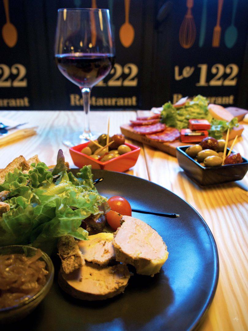Le 122 : un nouveau restaurant à Ormes 11