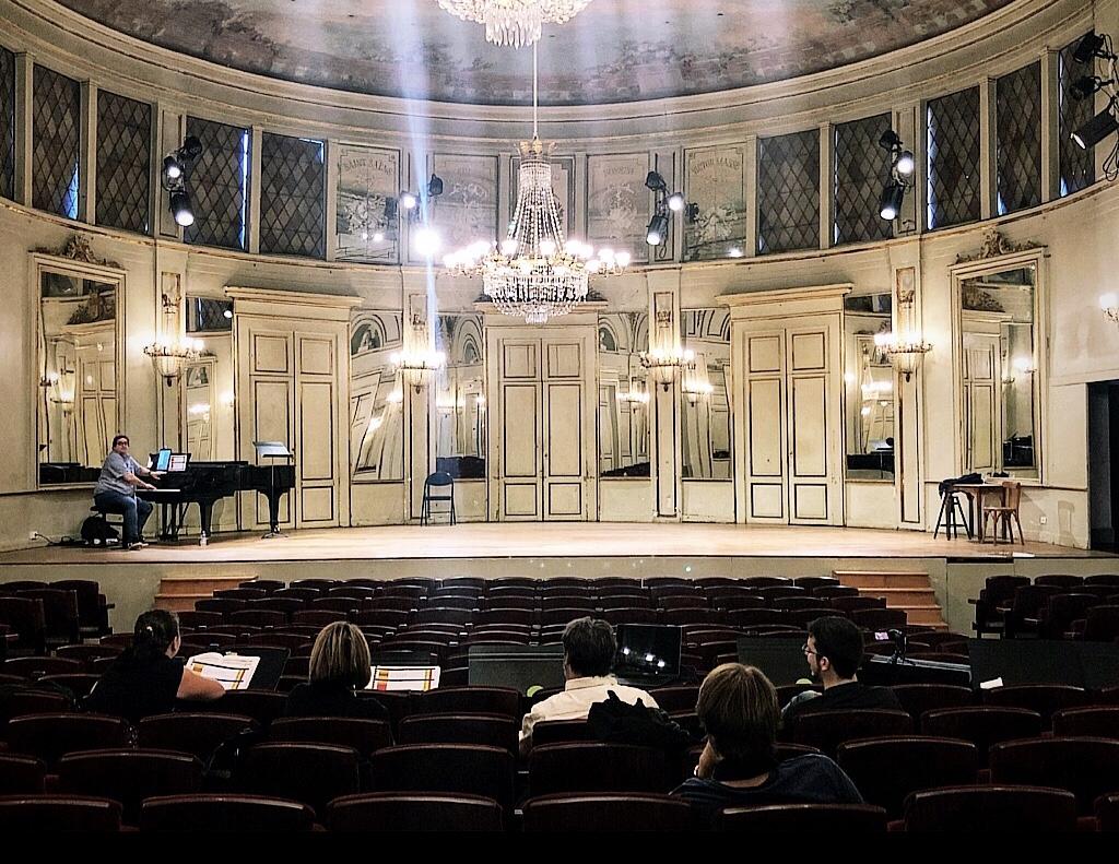 La Traviata : la Fabrique Opéra Val de Loire auditionne. 1