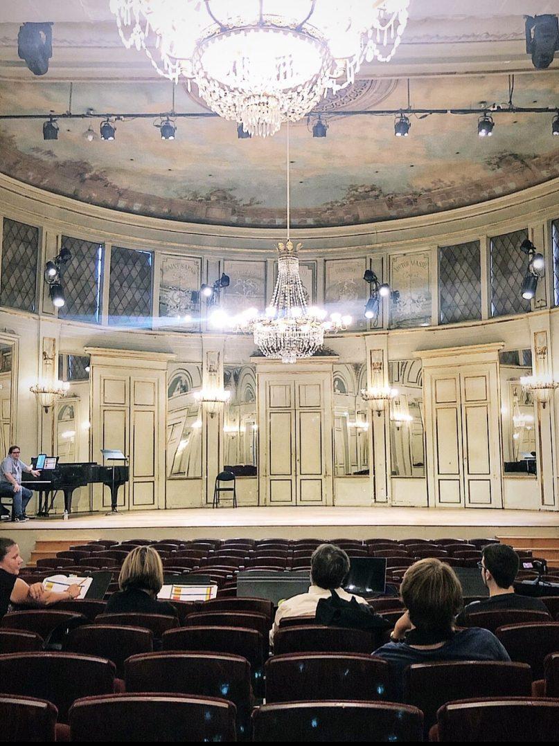 La Traviata : la Fabrique Opéra Val de Loire auditionne. 3