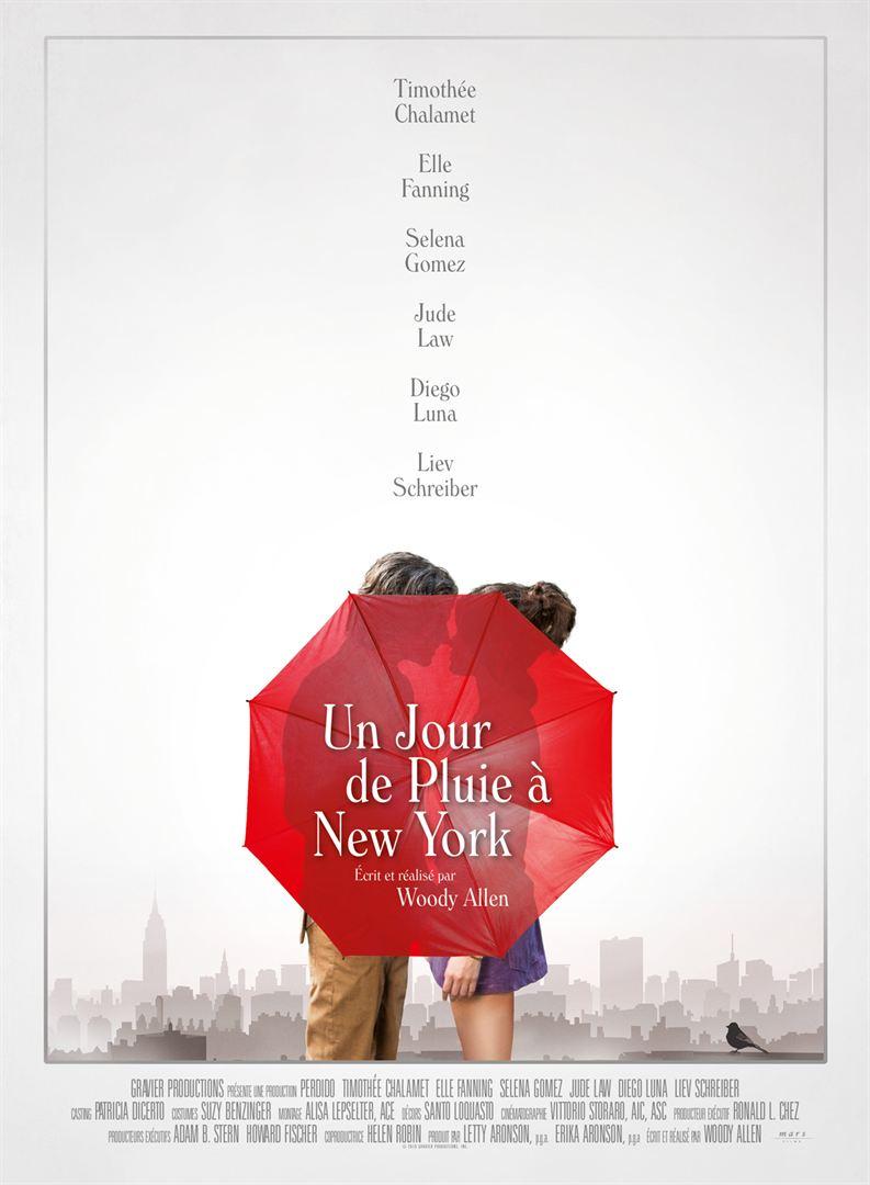 """""""Un jour de pluie à New-York"""", un joli film de Woody Allen 1"""