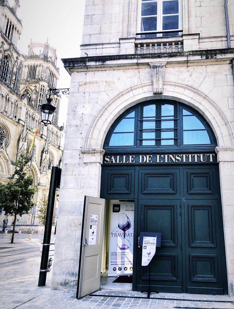La Traviata : la Fabrique Opéra Val de Loire auditionne. 2