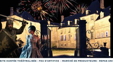 Photo de Nocturne au Château de Saint-Brisson-sur-Loire !