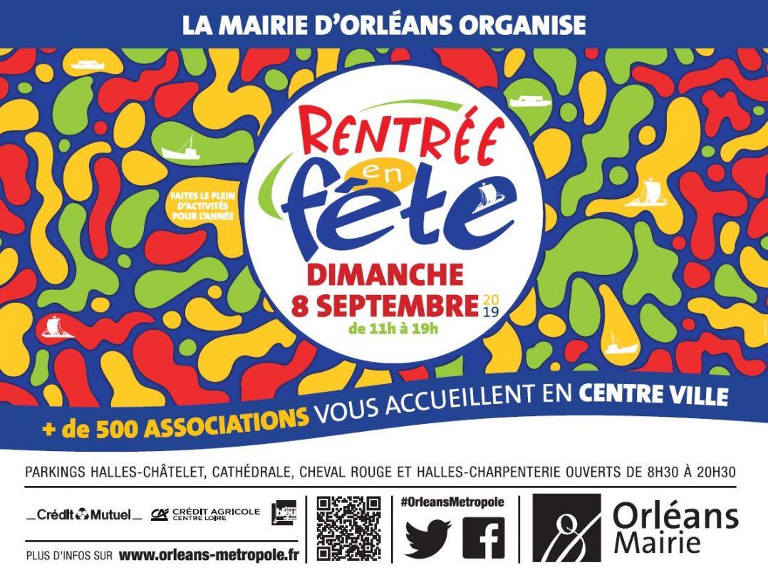 """""""Rentrée en fête"""" sur le thème de la Loire 2"""