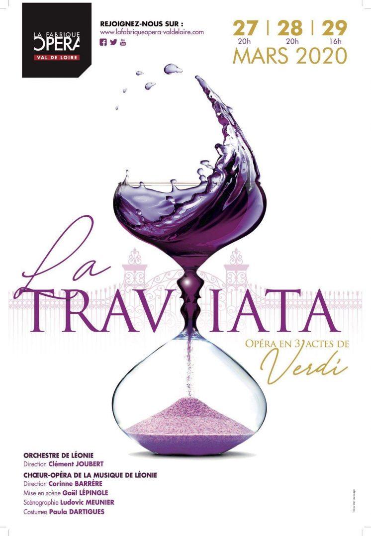 La Traviata : la Fabrique Opéra Val de Loire auditionne. 4