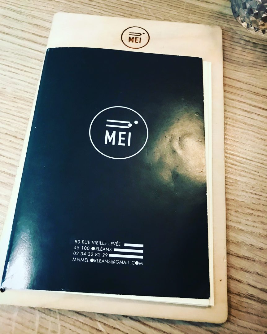 On a testé : le restaurant Mei ! 2
