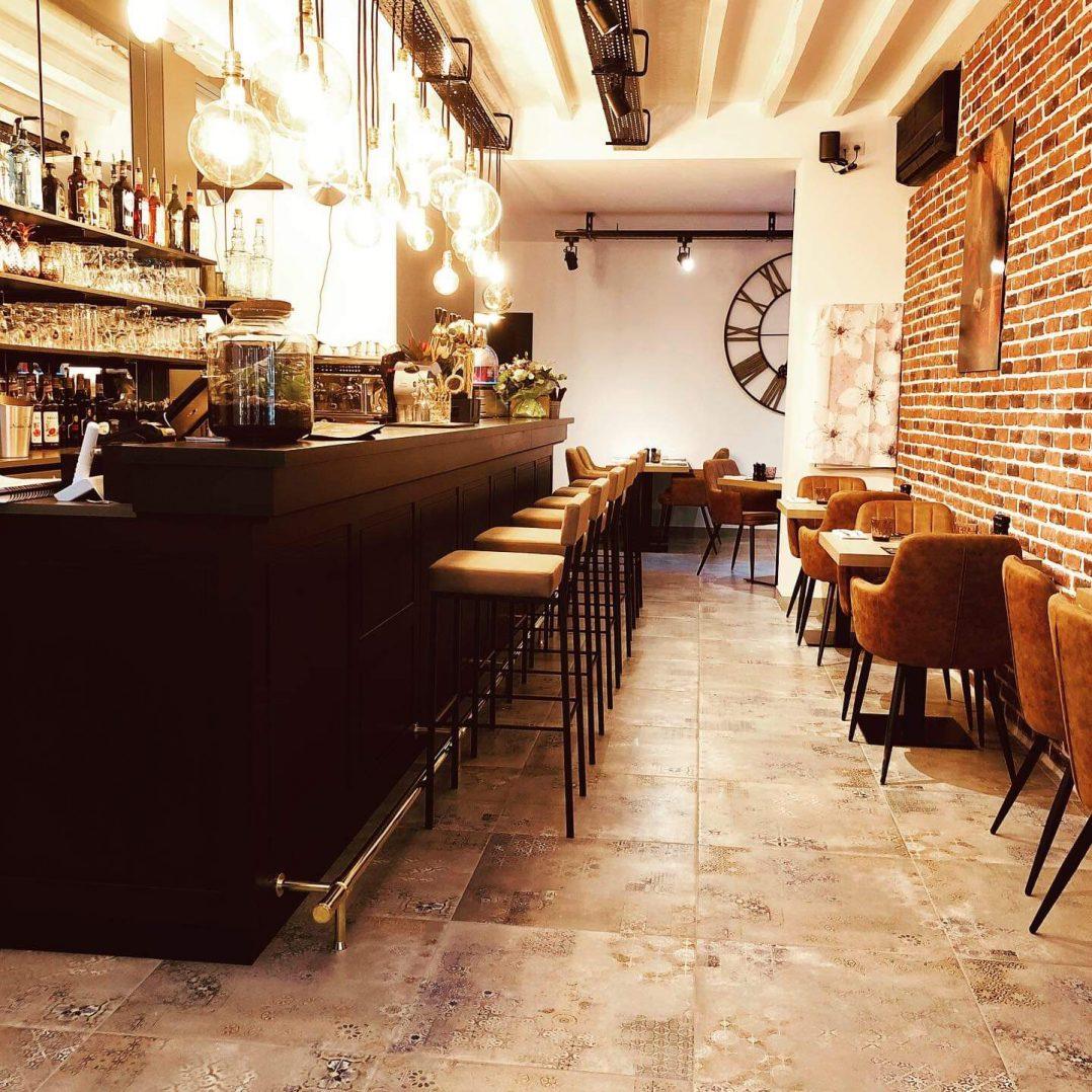 Le Patio, un nouvelle adresse pleine de charme, rue de Bourgogne 4