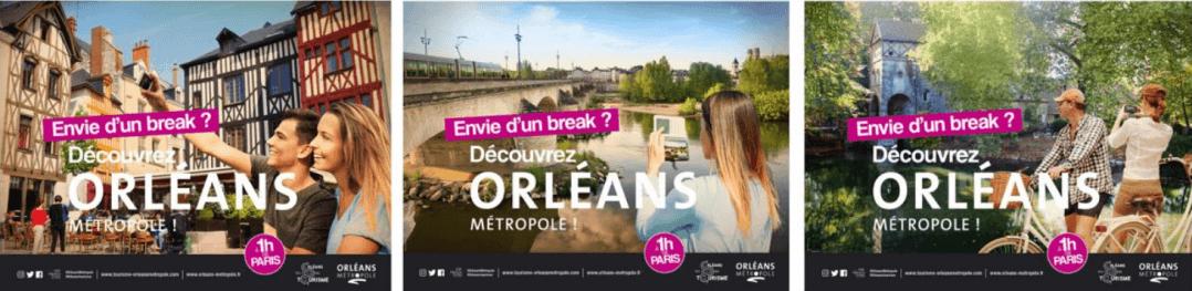 Un bon bilan touristique à Orléans ! 2