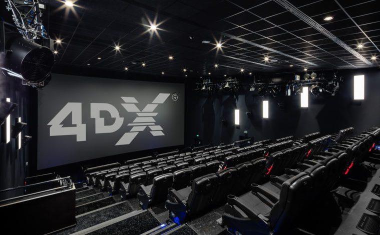 La 4DX arrive le 23 octobre à Orléans 1