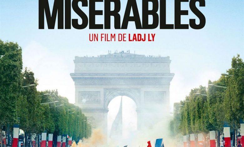 """""""Les Misérables"""", un film primé au Festival de Cannes 1"""
