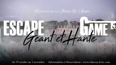Photo de Escape Game géant et hanté à La Ferté-Saint-Aubin !