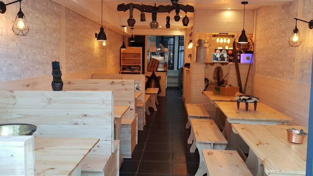 Raclette et fondu à gogo, Ô Délices des Cimes est ouvert ! 2