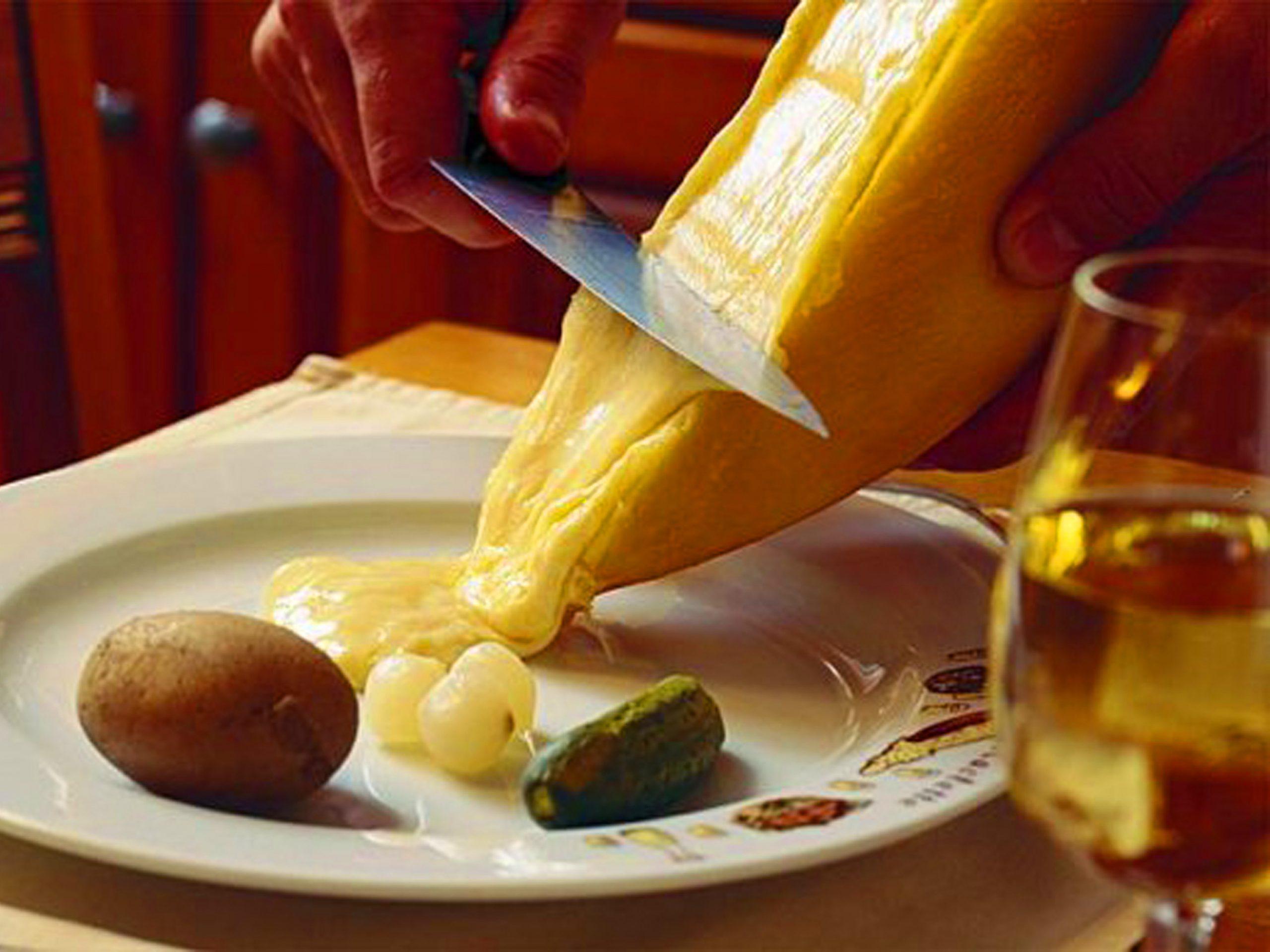 Alerte gourmands ! Raclette à volonté jusqu'à fin janvier 2
