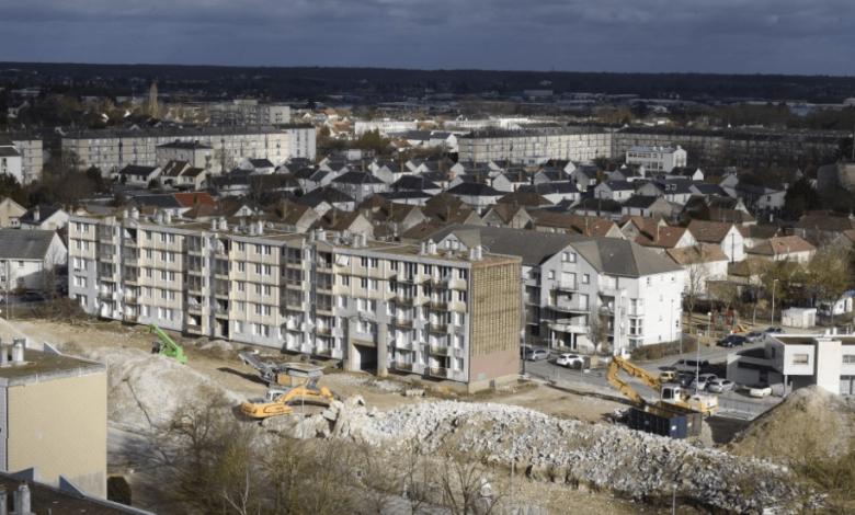 Zoom sur la rénovation urbaine ... à l'Argonne ! 1