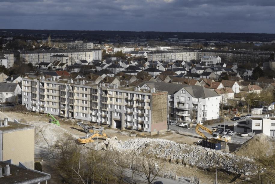Zoom sur la rénovation urbaine ... à l'Argonne ! 8
