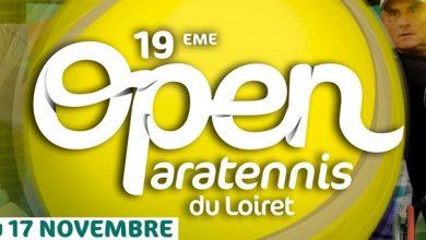 Photo of L'Open international de paratennis, ça commence aujourd'hui !