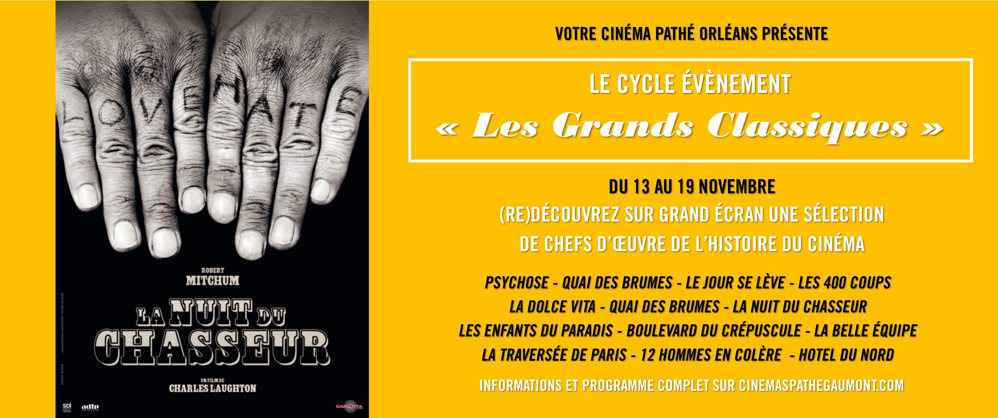 Orléans accueille le Festival de Cannes 1939  ! 2