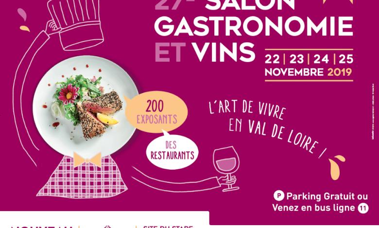 Le Salon Gastronomie et Vins, c'est ce week-end ! 1