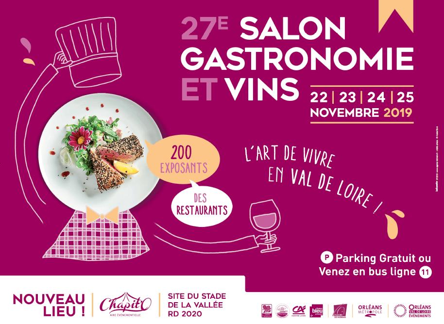 Le Salon Gastronomie et Vins, c'est ce week-end ! 6