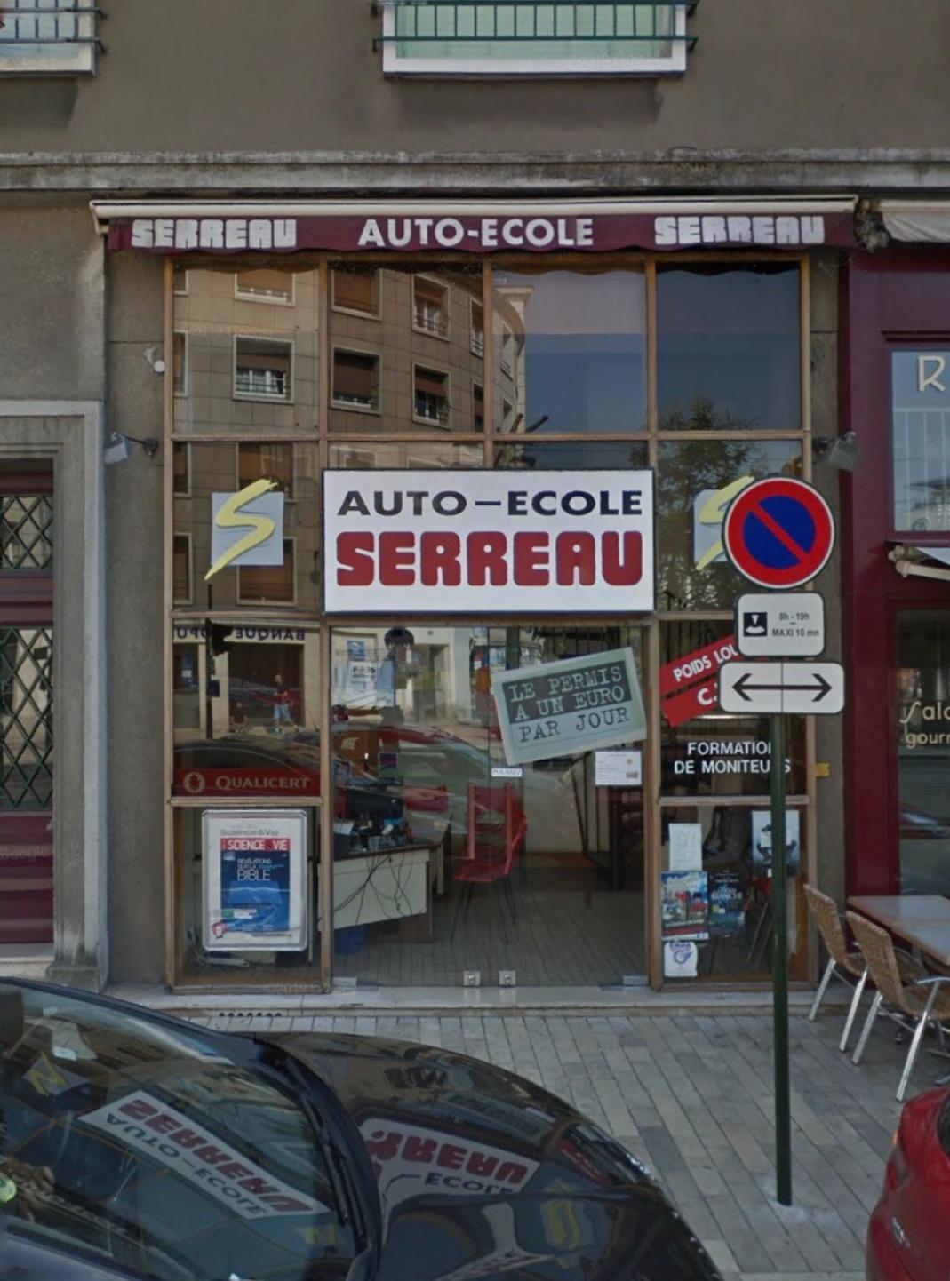 Après 96 ans d'activité, l'emblématique Auto-école Serreau a fermé 1