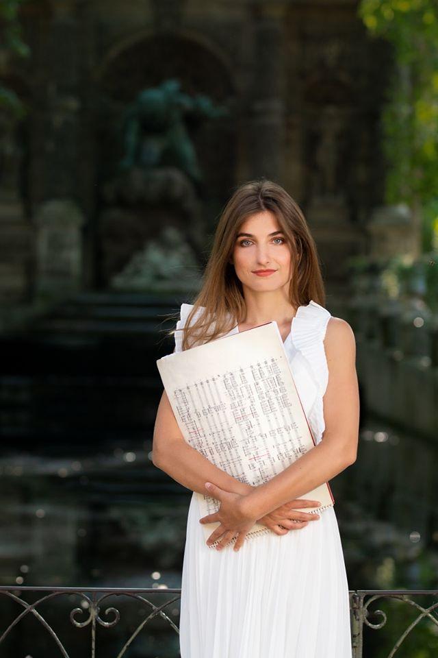 La pianiste Maroussia Gentet à découvrir dimanche 1